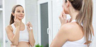 Cuidados com a pele durante a gravidez