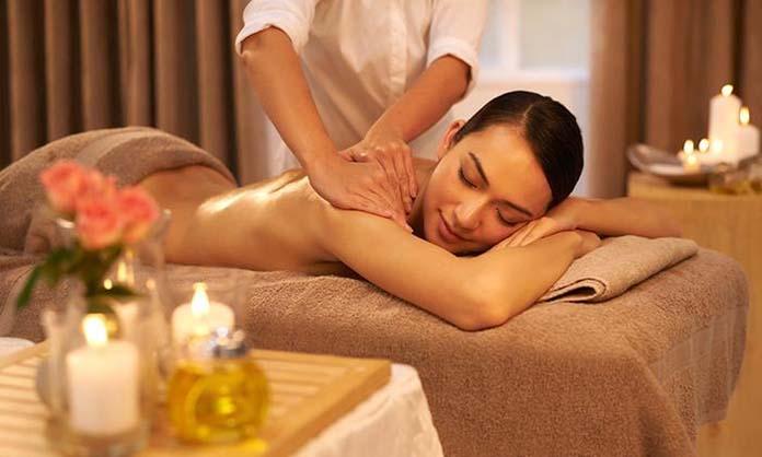 aromaterapia massagem