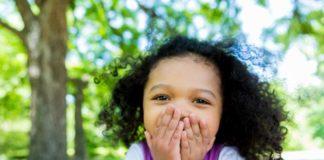Hidratação para cabelos cacheados infantil