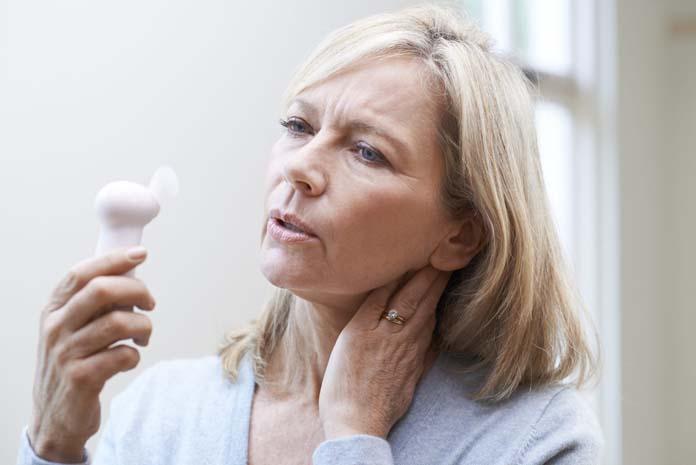 fases dos sintomas da menopausa