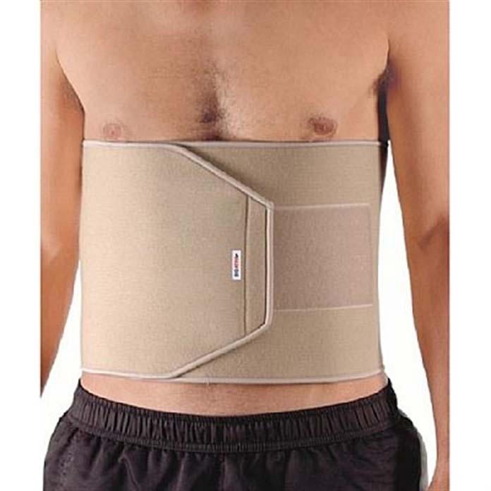 Cinta masculina faixa abdominal