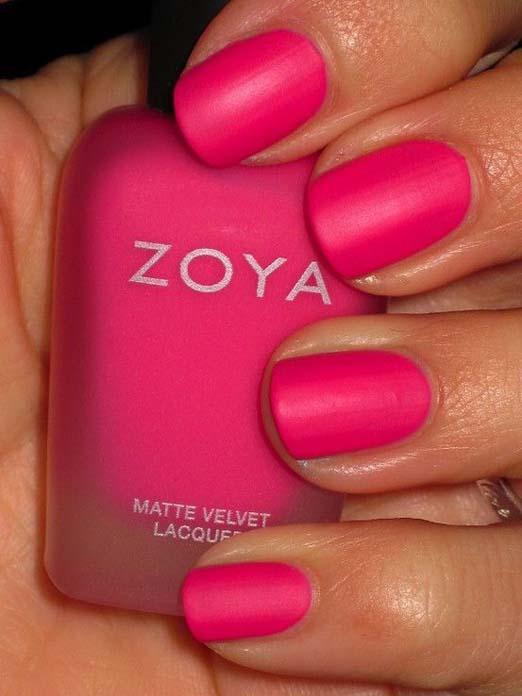 Rosa vibrante e derivados