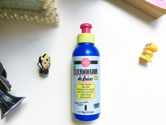 Bálsamo Finalizador Lola Cosmetics - O Exterminador de Frizz