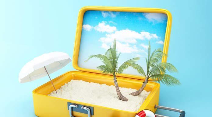 Como fazer mala para praia