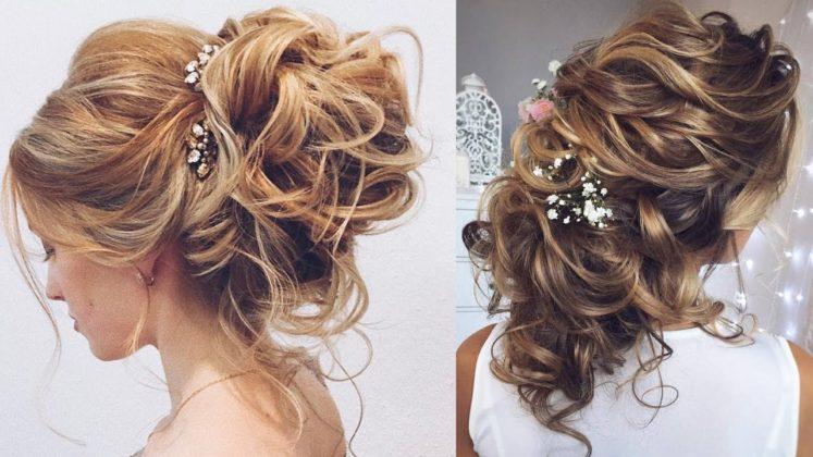penteados para casamento para cabelos longos