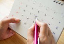 Como calcular período fértil irregular