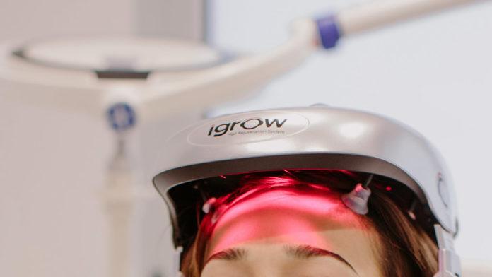Fototerapia capilar